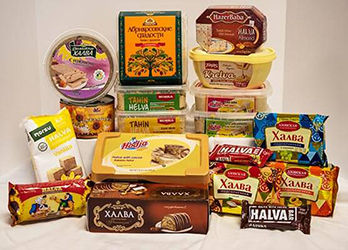 Halva International Delicacies Products