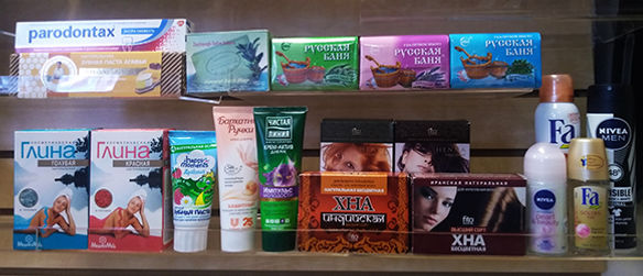 Personal Care Items International Delicacies Products