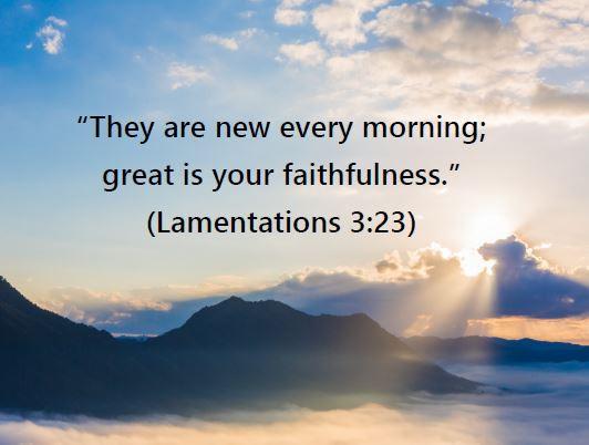 熱情愛耶穌 - 清早起來親近祂 Love Jesus Passionately- Get close to Him in the morning