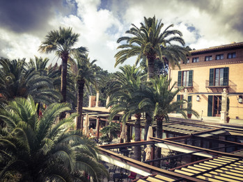 SNACK AT SON VIDA CASTILLO HOTEL