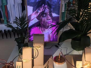 Presentación de la nueva colección de joyas de la diseñadora Isabel Guarch