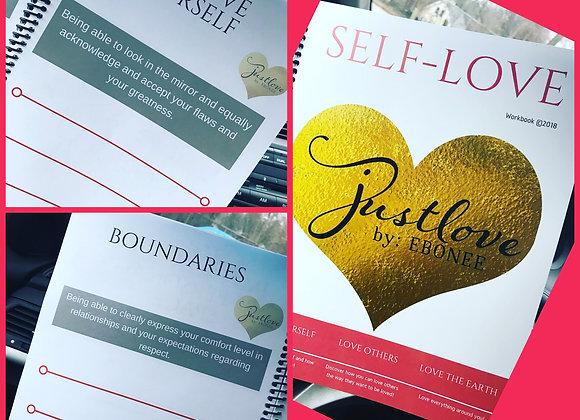 Self - Love 3rd-7th Grade Work Book