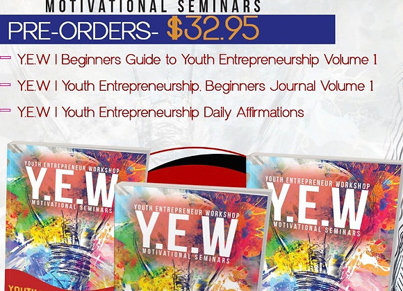 Y.E.W Book Bundle