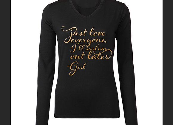 Just Love Everyone Tee