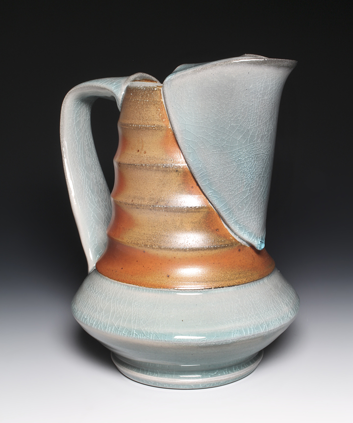pitcher (detail)