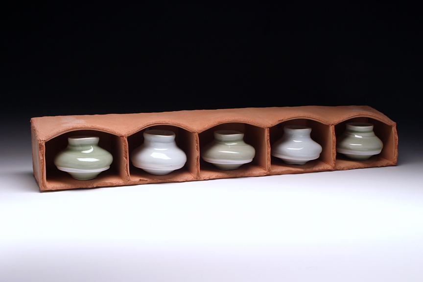 cup shelf set