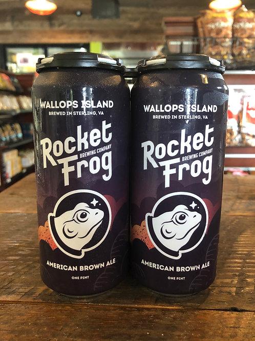 Wallops Island Rocket Frog