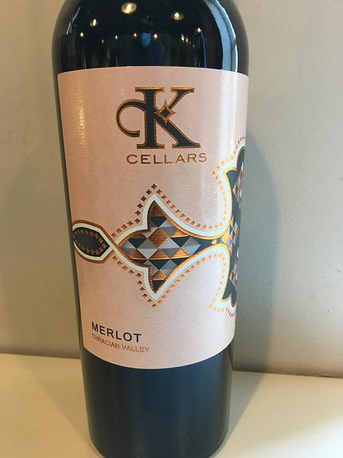 K-Cellars Merlot  BG