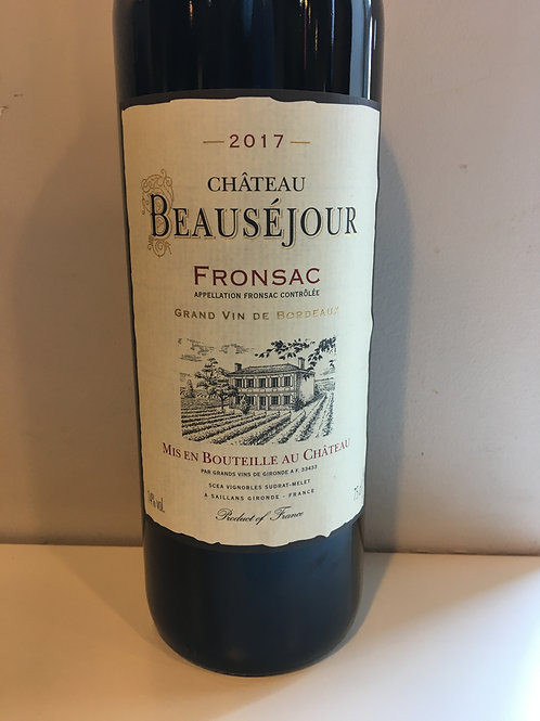 Chateau Beausejour Fronsac  FR