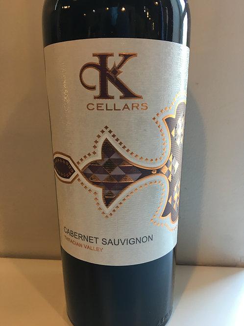 K-Cellars Cabernet Sauvignon  BG