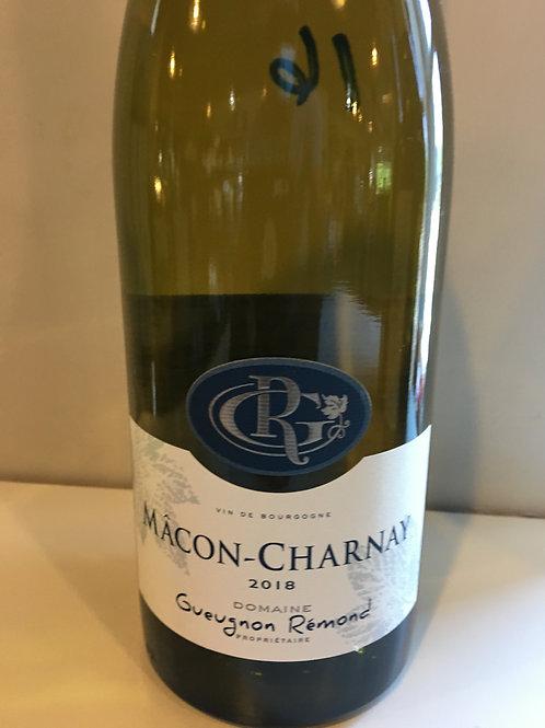 Domaine Redmond-Macon Chardonnay   FR
