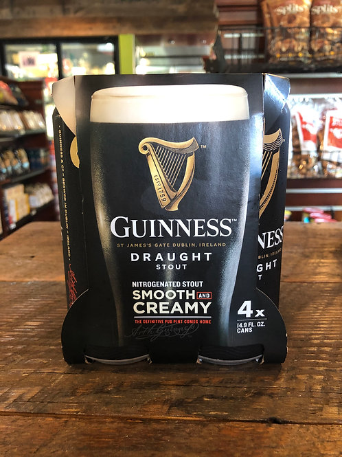 Guinness Stout 4-pack