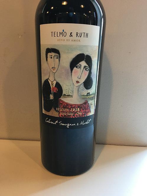 Telmo & Ruth Cabernet & Merlot  CL