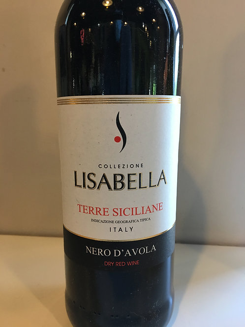 Lisabella Nero D'Avola    IT