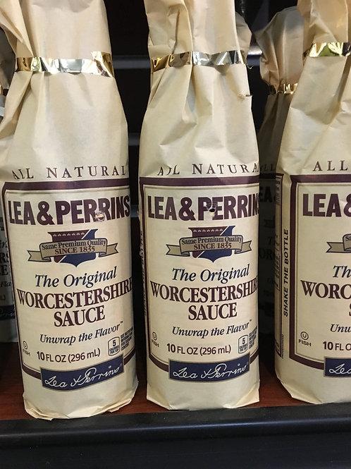 Lea Perrin Worcestershire Sauce 10oz