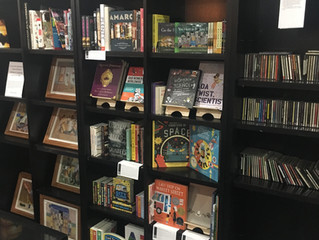 Upshur Street Books Pop-Up