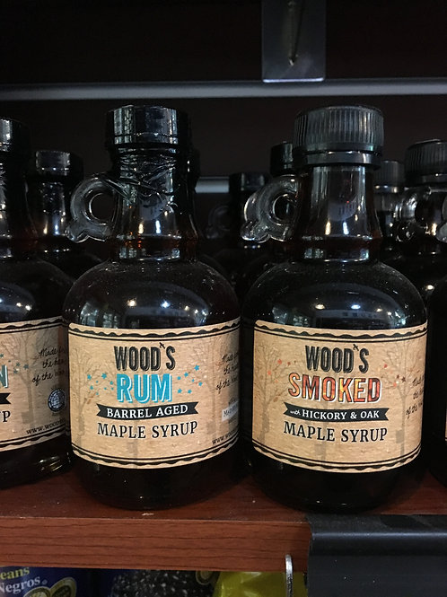 Al Woods VT Maple Balsamic Vinegar