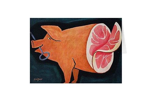 Black Forest Ham (sliced- sold in 8 oz increments)