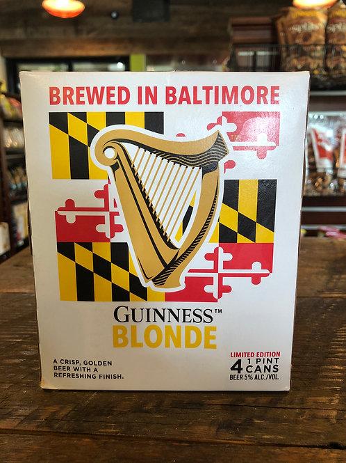 Guinness Blonde 4-pack