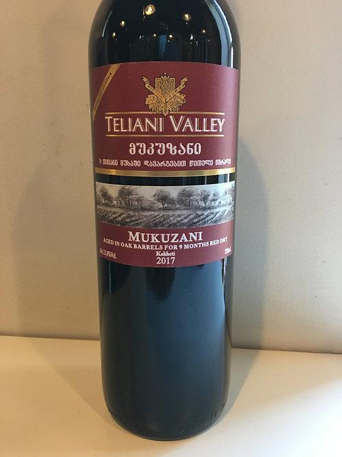 Teliani Valley Mukuzani, Turkey