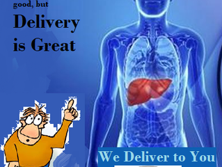 We Deliver to You