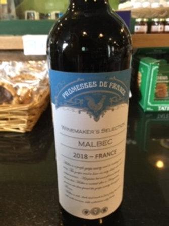Promesses de France Malbec