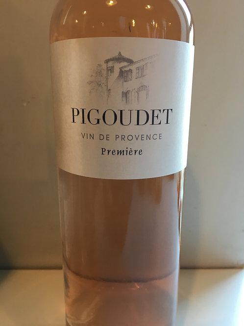 Pigoudet Vin De Provence Premier Rose