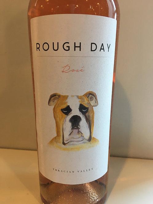 Rough Day  Rose  BG