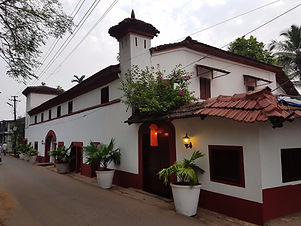 Enjoy the life of an aristocratic Goan family of yore at Casa Britona, where the quiet village neighbourhood brings tranquillity and the wash of the river alongside eases you into a state of relaxation. It's the real 'sussegado' life here – laid back and enjoyable just as the Goans live it. Casa Britona is a 300-year-old Portuguese Goan home located in a typical fishing village that continues to hold fast to the charm of traditional Goa. Kissing the river close by is the church of Nossa Senhora de Penha de França, built in 1626, offering an absolutely splendid view of the twinkling lights of Panjim and a hope that your vacation could be frozen in time.