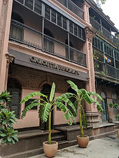 A restored 1920s townhouse in the heart of Kolkata. Tastefully and lovingly decorated by celebrated local designer, Swarup Dutta, Calcutta Bungalow boasts the highest standard of sustainable and responsible tourism. Situated in an excellent neighbourhood, this heritage B&B is the embodiment of the old world charm and leisurely pace of the city. This Bungalow is everything you'd expect to see of 1920s Calcutta — a golden era in regards to its architecture. In the heart of what the British formerly referred to as Black Town, Calcutta Bungalow is equipped with six rooms, all charmingly and aptly named after things that are dear to Kolkata.
