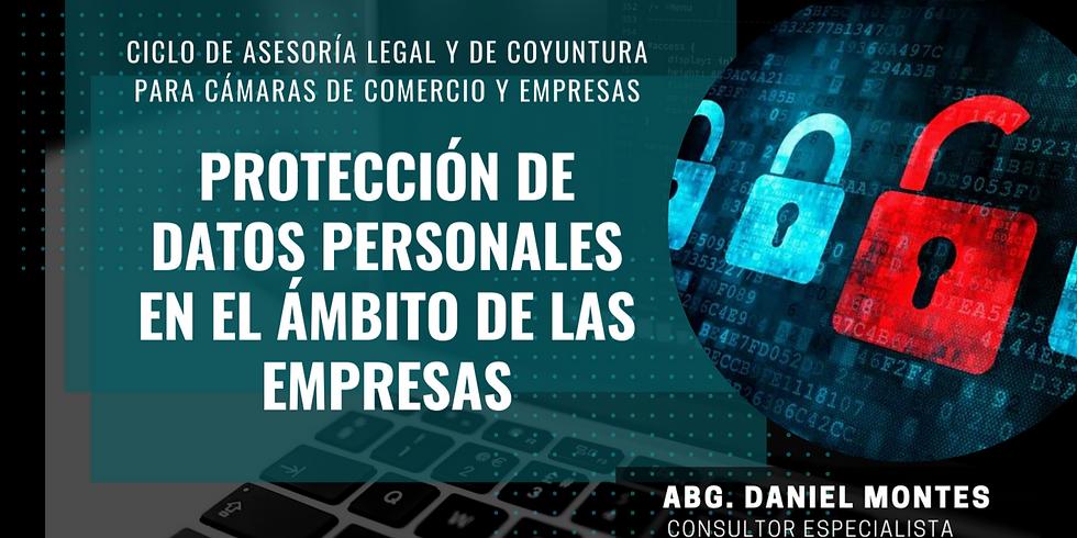 Protección de datos personales en el ámbito de las empresas