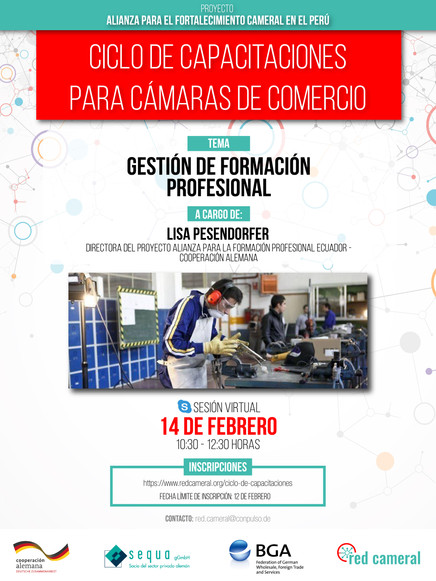 GESTIÓN DE FORMACIÓN PROFESIONAL