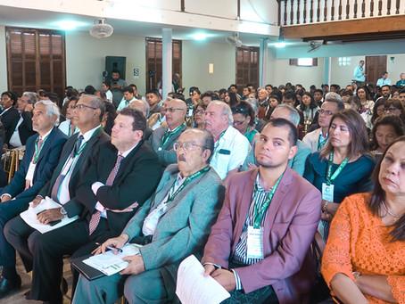 Más de 300 participantes en el primer día de ENLACE 2019 Ica