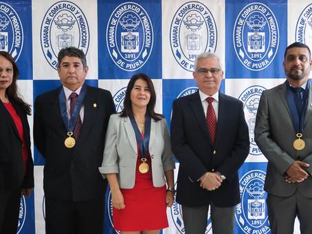 CÁMARA DE COMERCIO DE PIURA PRESENTÓ COMITÉ GREMIAL DEL SUBSECTOR BANANO ORGÁNICO