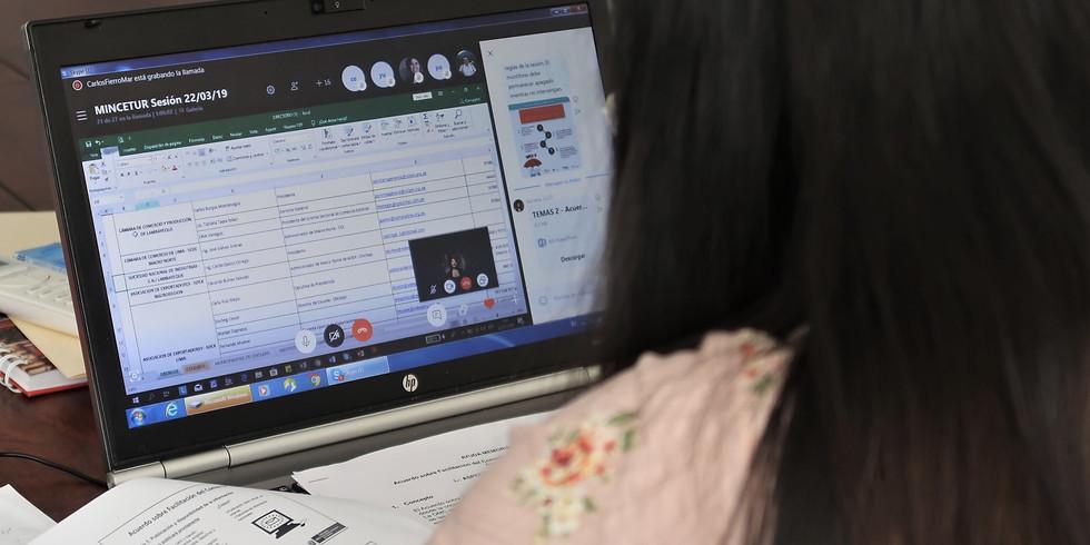 Ciclo de Capacitaciones para Cámaras de Comercio del Perú - Marketing Digital