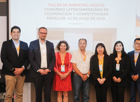 PROYECTO REALIZA TALLER DE MARKETING DIGITAL EN MEDELLÍN