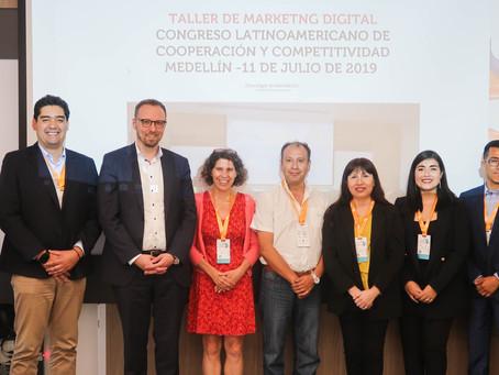 PROYECTO REALIZA TALLER DE MARKETING DIGITAL EN MEDELLÍN