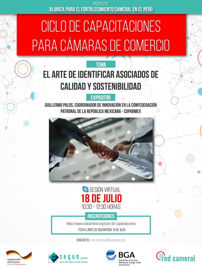 EL ARTE DE IDENTIFICAR ASOCIADOS DE CALIDAD Y SOSTENIBILIDAD