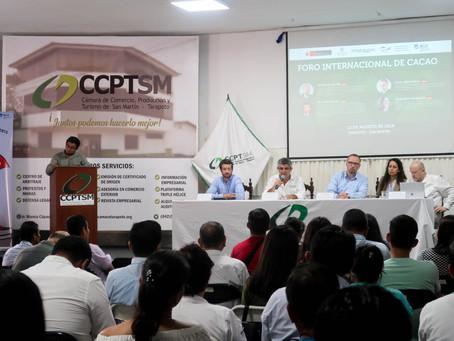 MISIÓN INTERNACIONAL DE CACAO: DELEGACIÓN ALEMANA EJECUTA ACTIVIDADES EN LA REGIÓN SAN MARTÍN