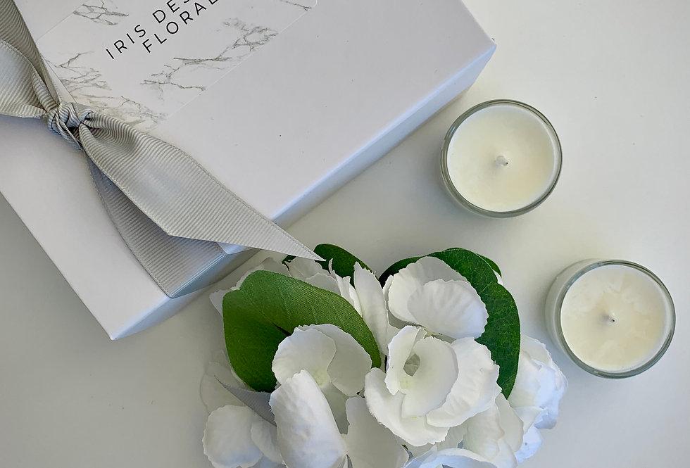 BIJOU CLASSIC BOX - WHITE