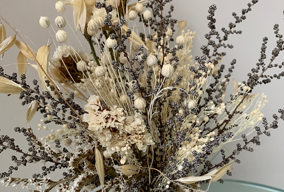HEATHER DRIED POSY