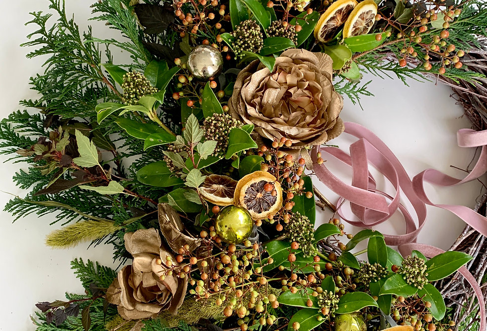 BESPOKE WREATHS - MADE TO ORDER