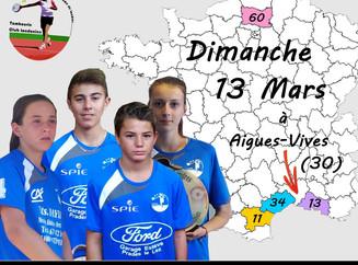 Finale du Championnat de France en salle Minimes