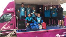 La D2-2 remporte la coupe de l'Hérault