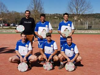 Finale de la coupe de Hérault 2