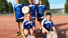 Les Benjamins sont champions de l'Hérault