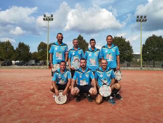 Ultime victoire de la Nationale 2 contre Cournonsec