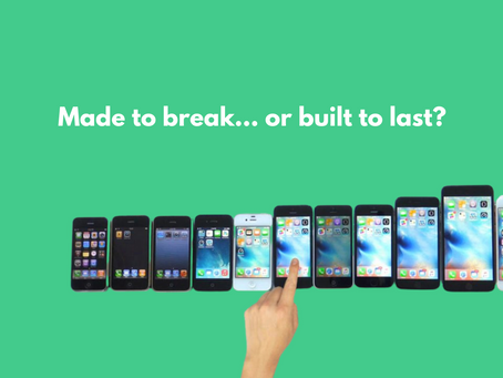 Made to break or built to last?