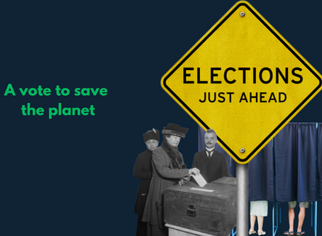 A vote to save the planet