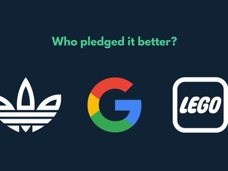 Who Pledged It Better?